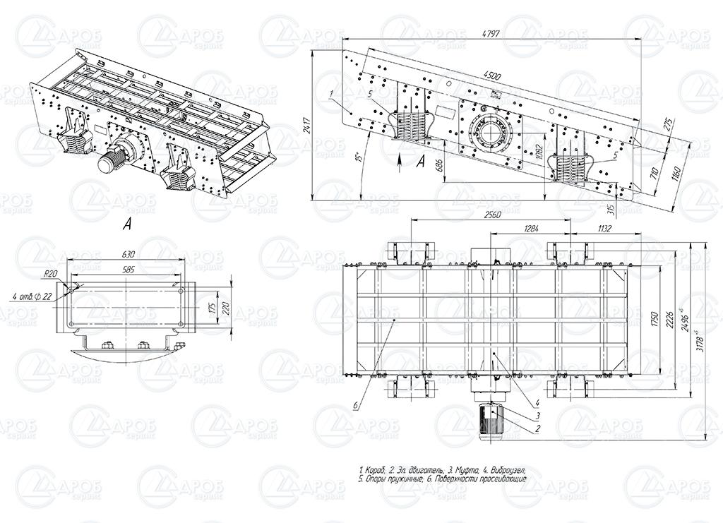Грохот инерционный гил 32 в Тула дробильно сортировочная установка в Благовещенск