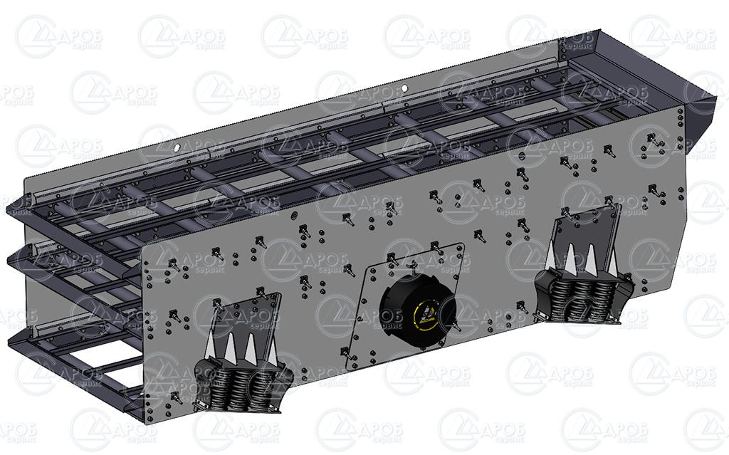 Пружина грохота гис-21 брони на кмд-1200 г старый оскол